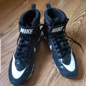 Boys football cleats